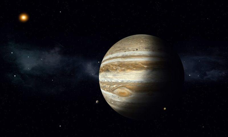 Jupiter space facts