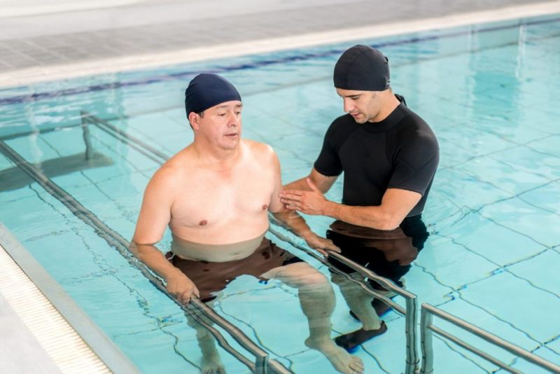 hydrotherapy health condition
