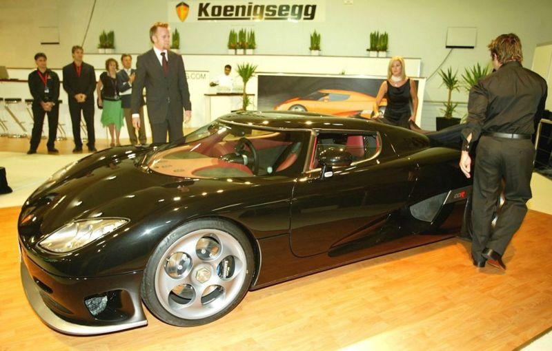 Koenigsegg CCXR Trevita automobiles