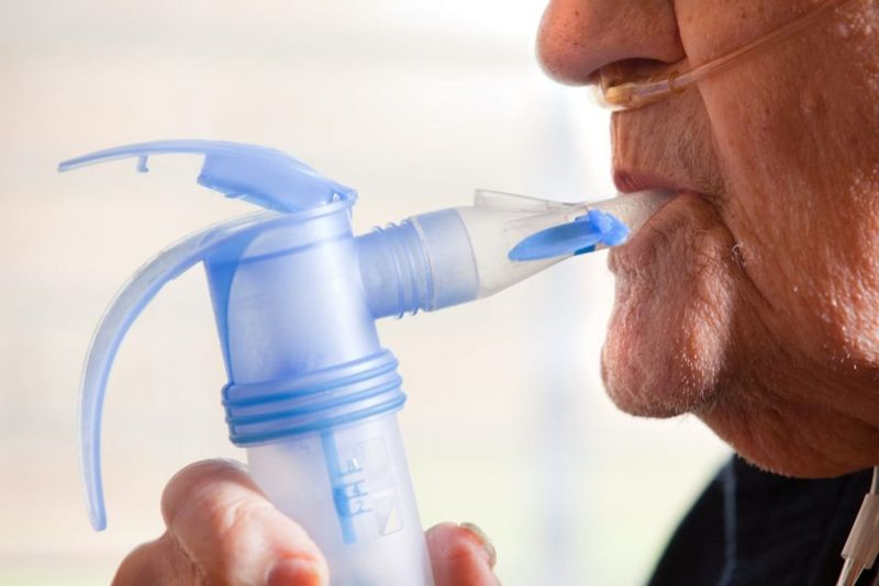 treating emphysema