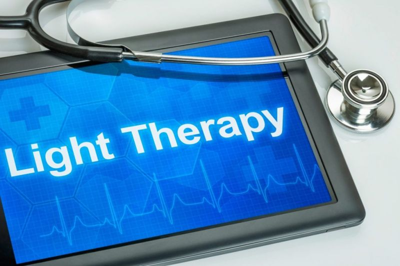 Light Therapy UVA UVB