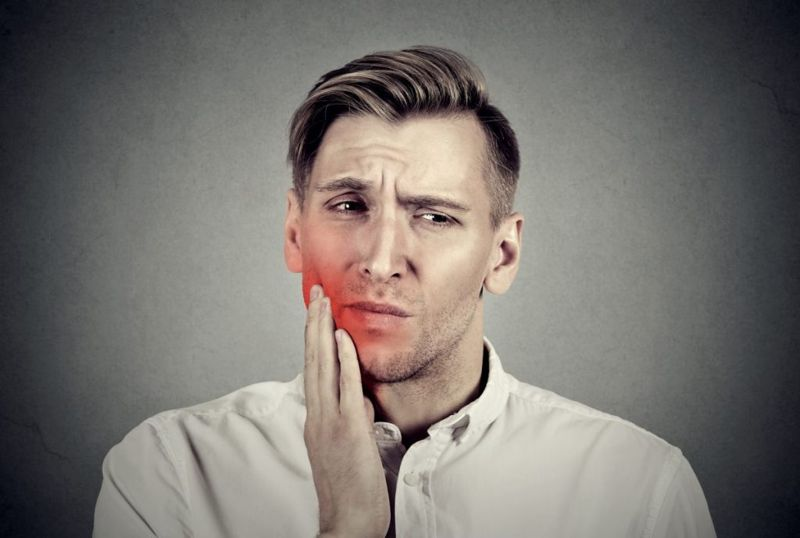 dental abscesses pain
