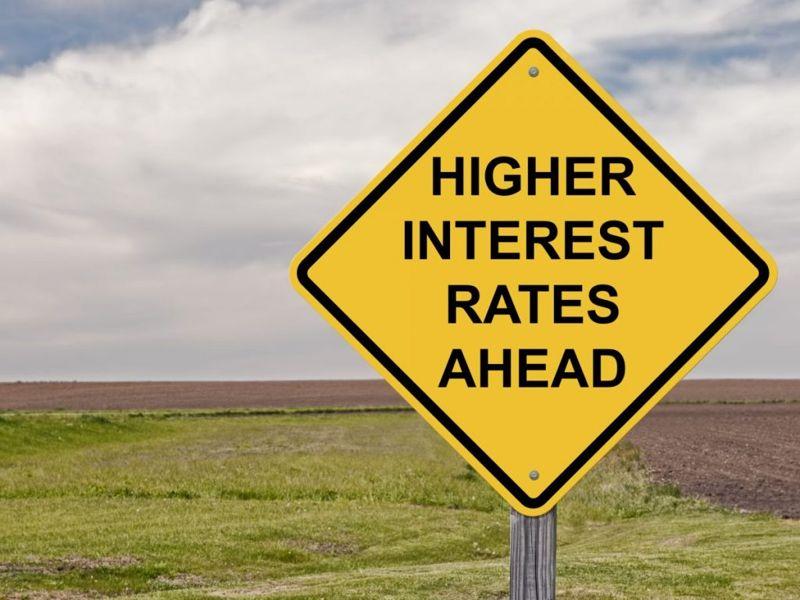 recession interest rates
