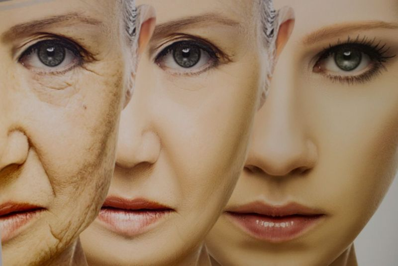 signs of aging and Vitamin A