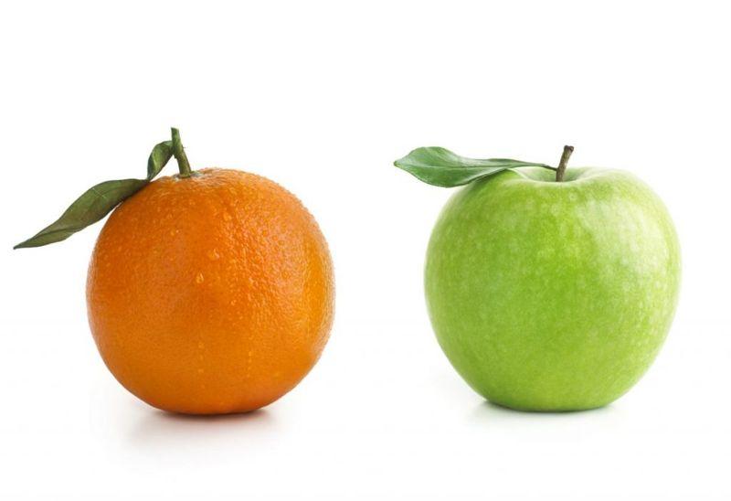 APR comparing