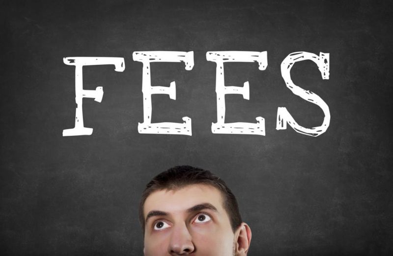 using a tax service fees