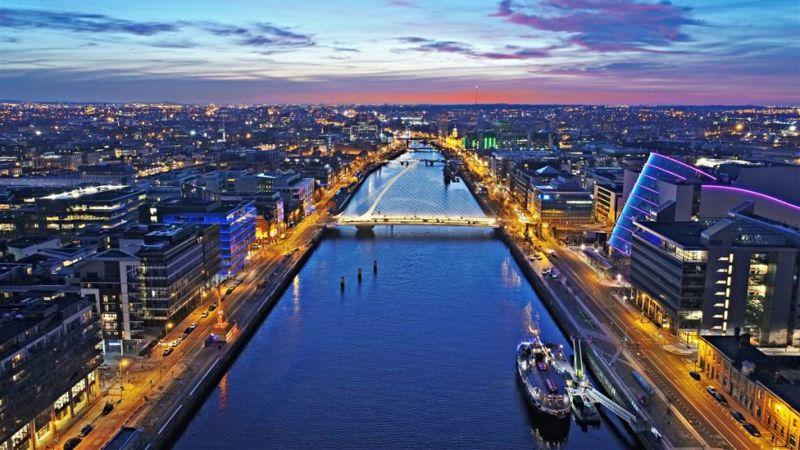 Ireland riches countries