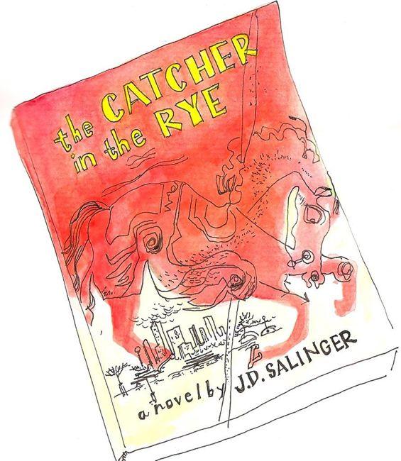 good books catcher in the rye