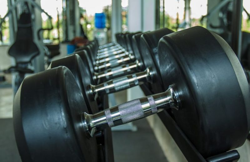 What is myofibril hypertrophy?