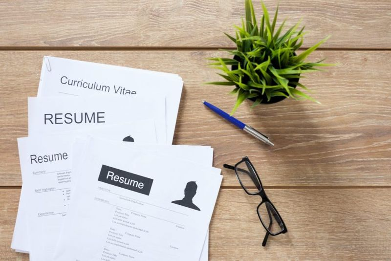common interview questions resume