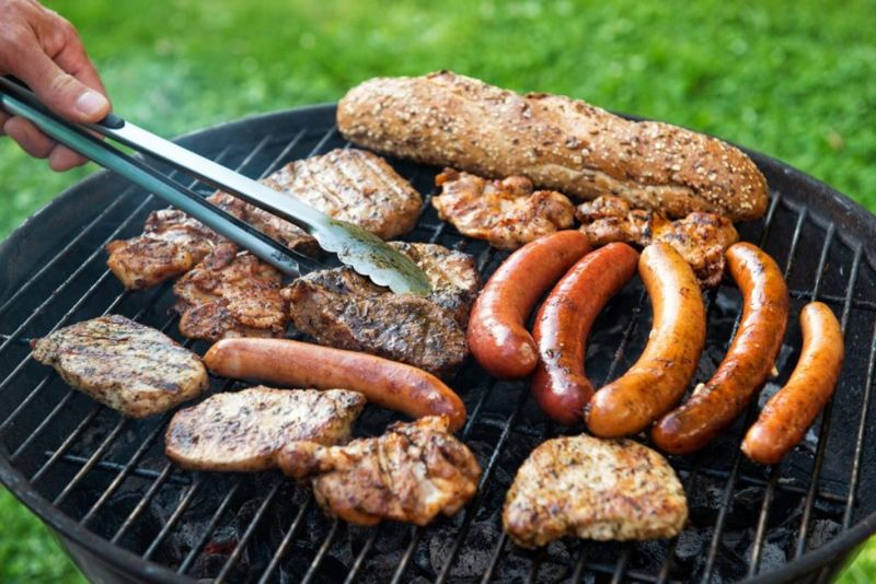 high acid foods meat