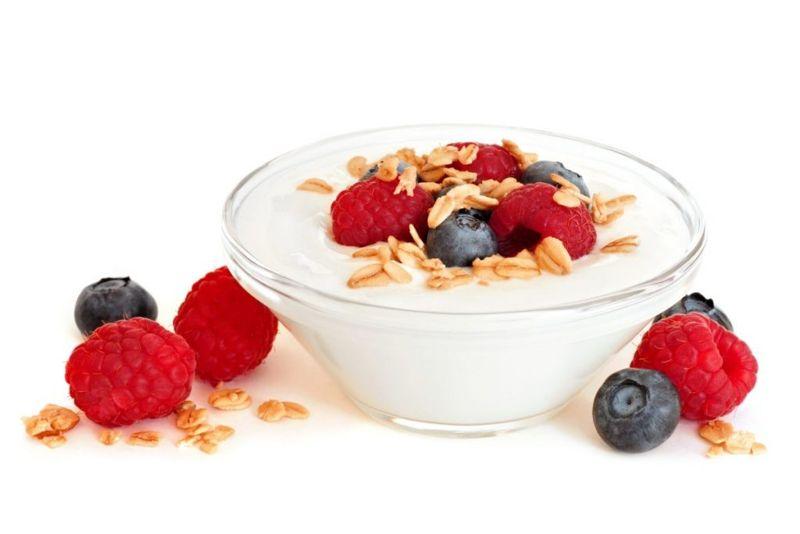 yogurt Foods suitable for the diabetic diet
