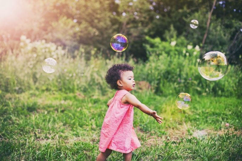 Hydrocephalus in toddlers