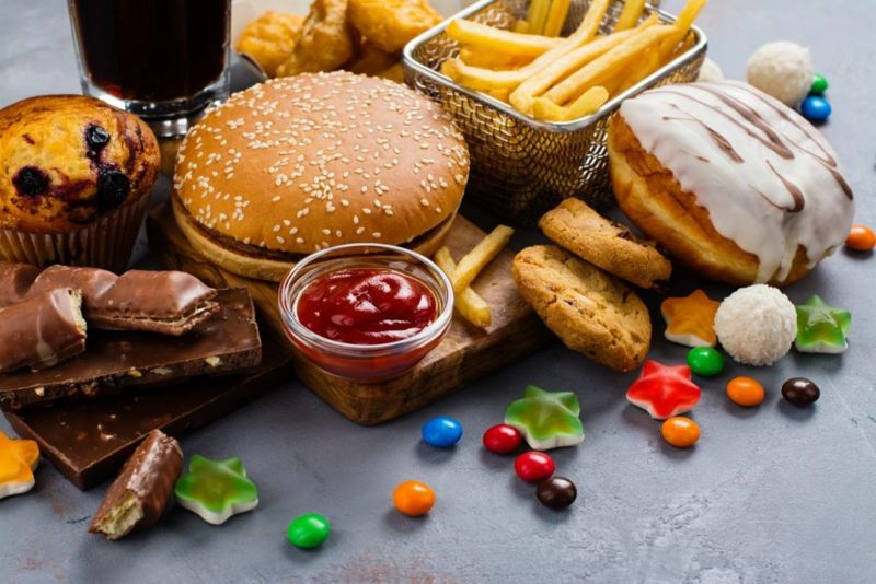 processed foods liver enzymes