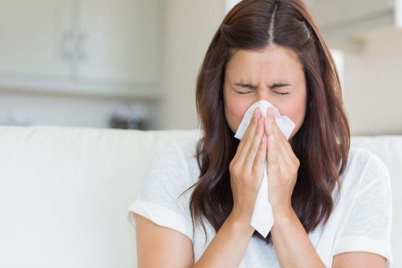 upper respiratory infections sickness