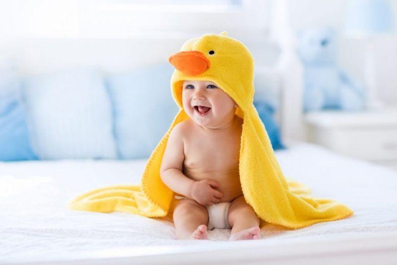 Hypospadias baby