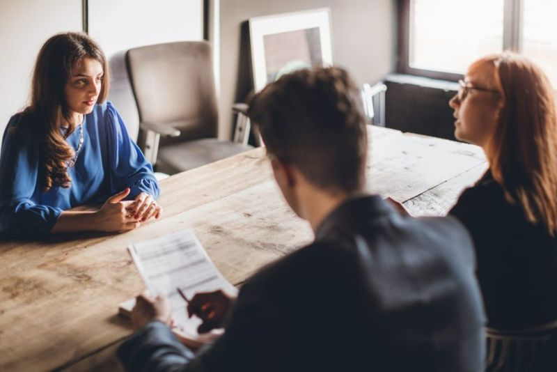 common interview questions company