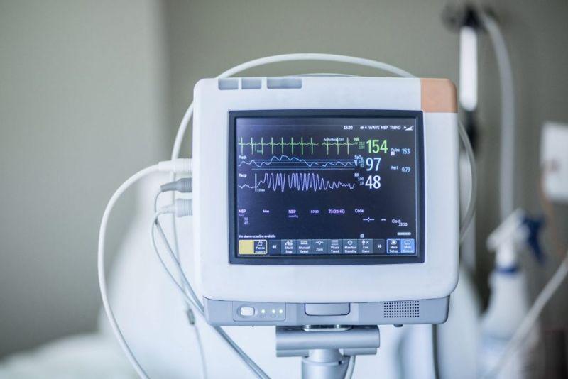 Ventricular fibrillation symptoms
