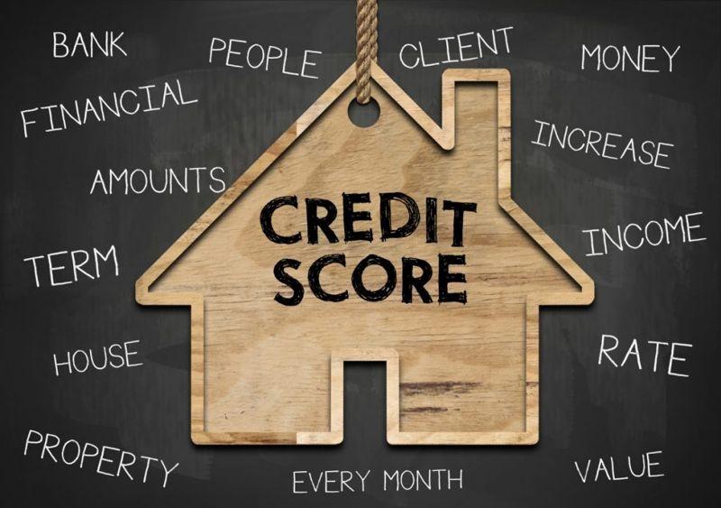 credit score lending borrowing