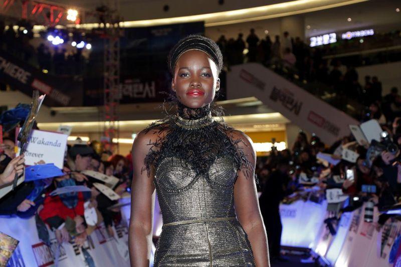 beautiful women Lupita Nyong'o