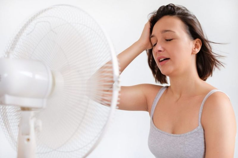 primary symptoms of hyperhidrosis