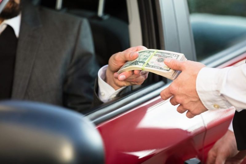 fees financing a used car