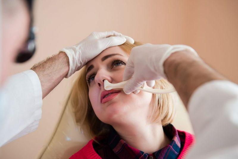 diagnosing treating nosebleeds