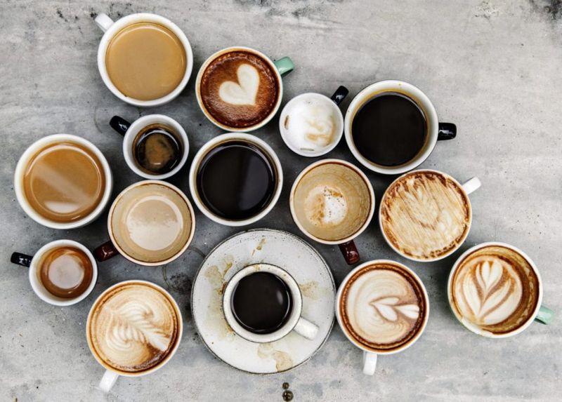 high acid foods coffee