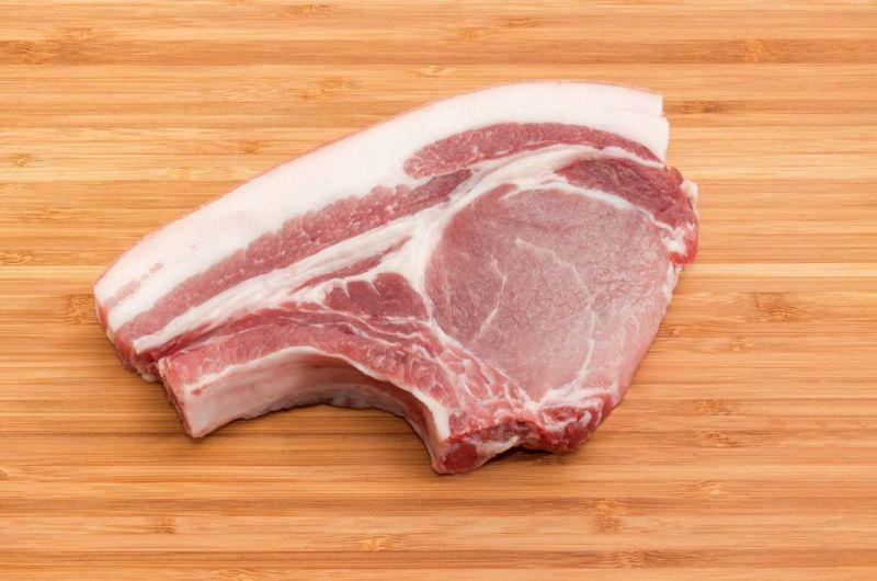 preventing shingles with pork