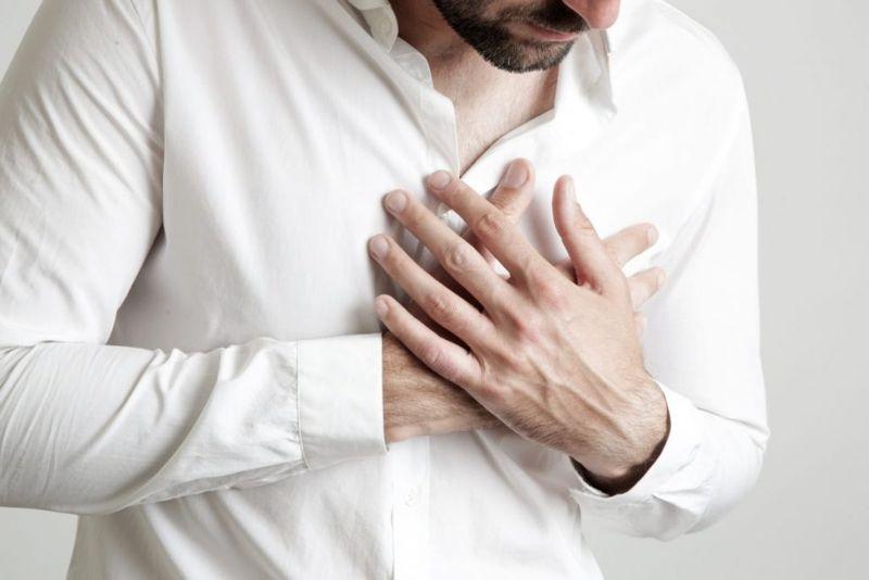 rapid heart rate Symptoms of high-altitude sickness