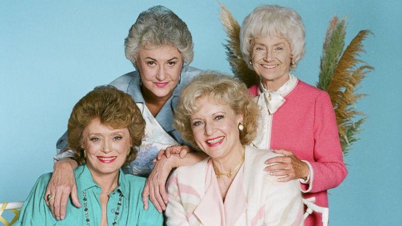 golden girls TV