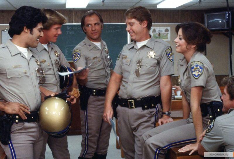 CHiPs cops