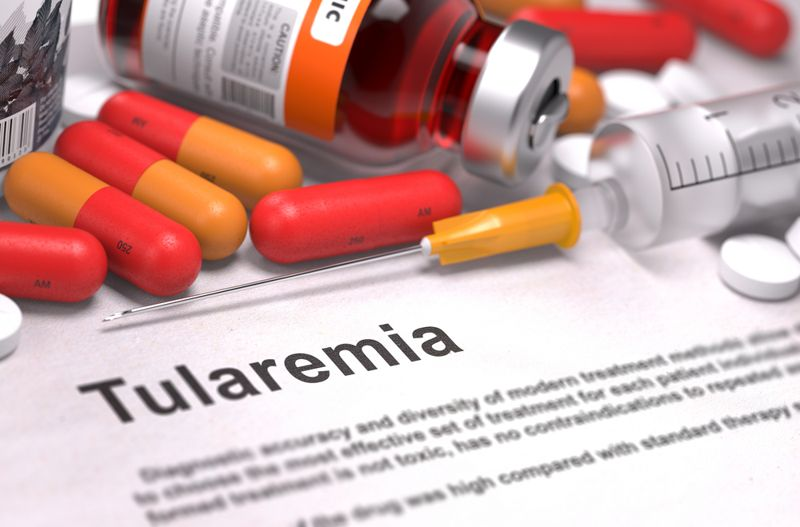 what is Tularemia