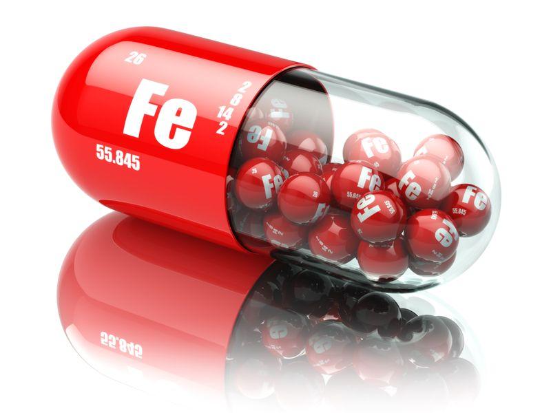 iron health benefits of rosemary