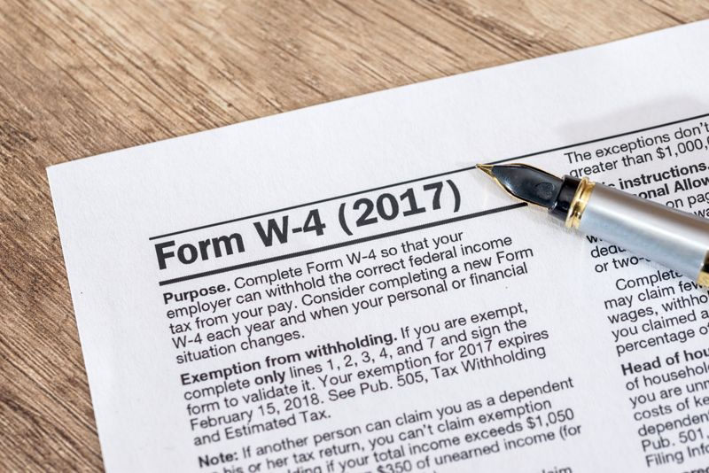 employees 2018 income tax changes