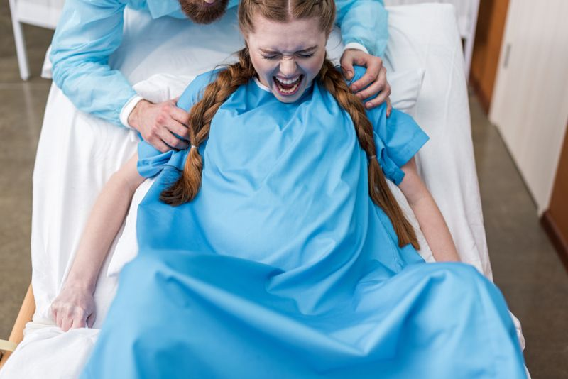 birth meconium aspiration syndrome
