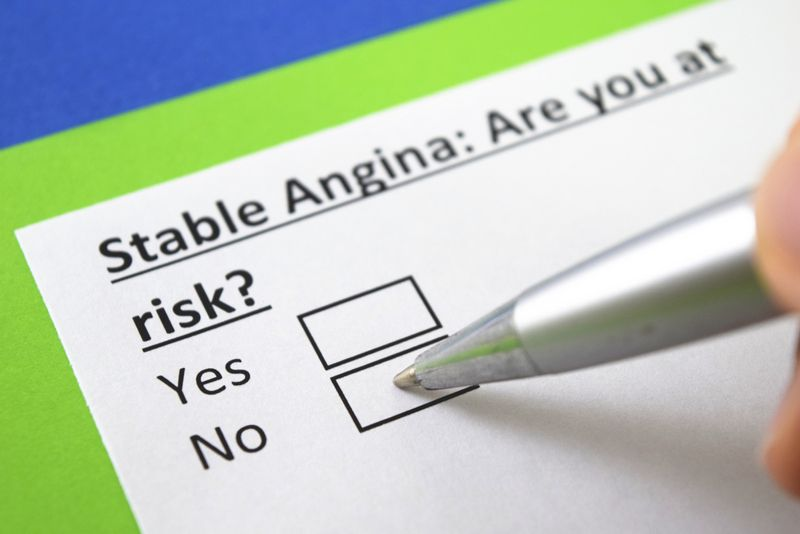 10 Most Common Causes of Stable Angina