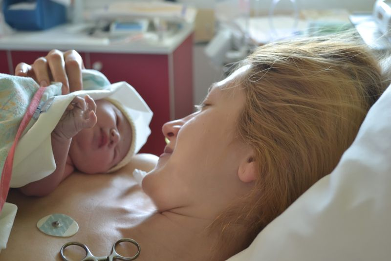 meconium aspiration syndrome infants