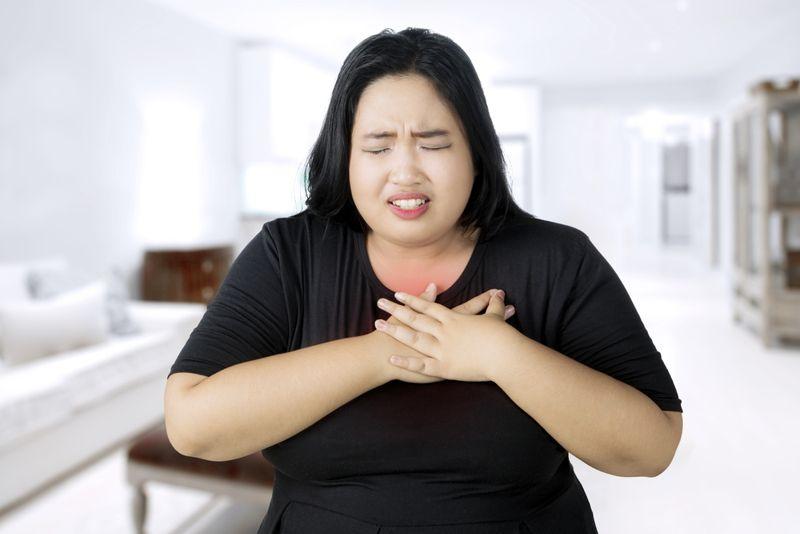 types of heart disease symptoms