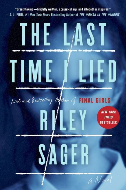The Last Time I Lied good books