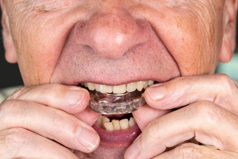 jaw Bruxism