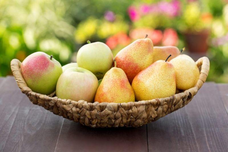 pears foods