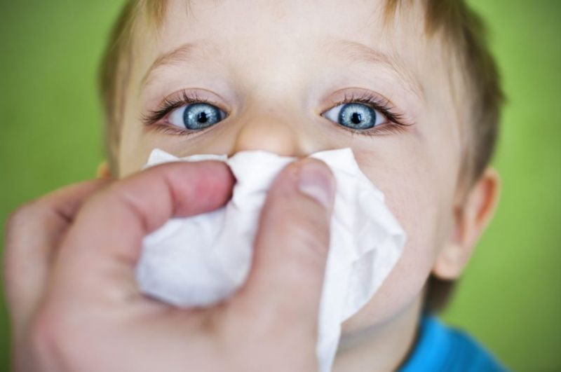 what to do foreign object in the nose
