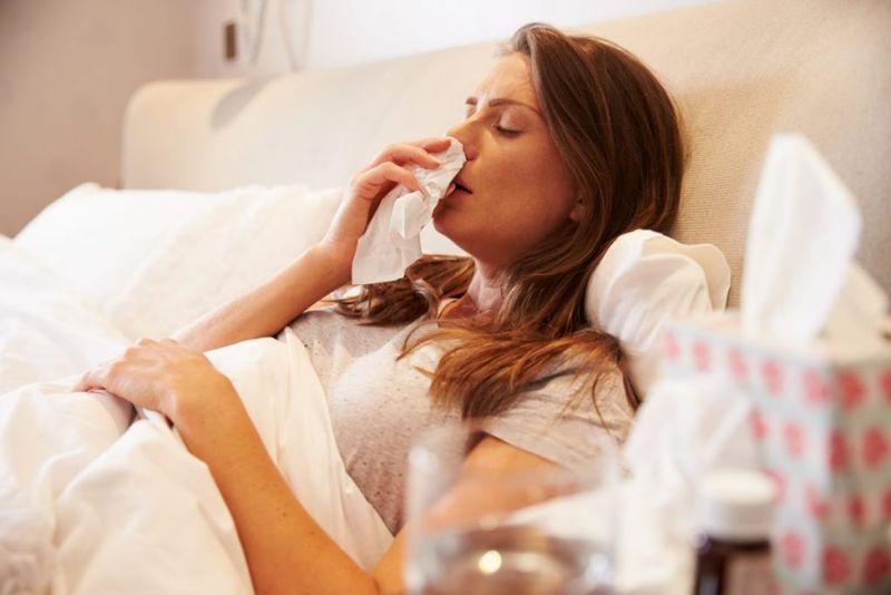 causes Nonallergic rhinitis
