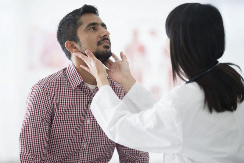 sinus lymph nodes