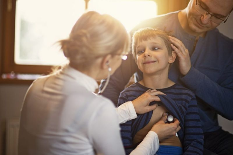 diagnosing diaphragmatic hernia