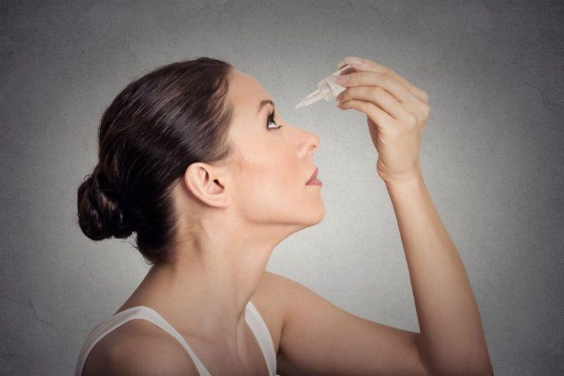 diagnose Dry eye syndrome