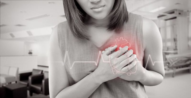 heart Aortic valve insufficiency