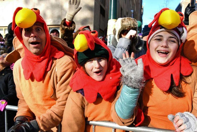 parades holiday traditions