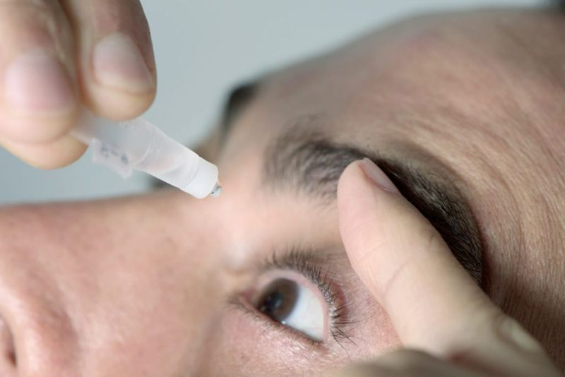 doctors Dry eye syndrome